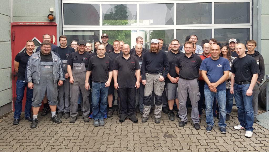 Metallbau Pfeuffer Team