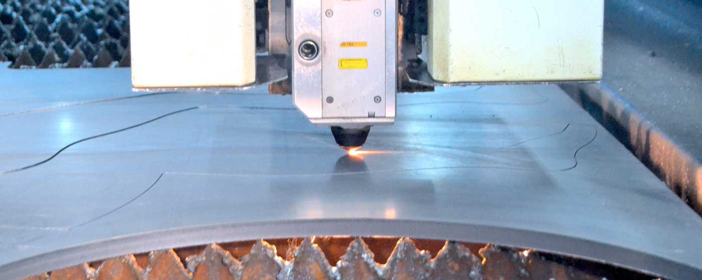 Metall Lasern - Laserschneiden