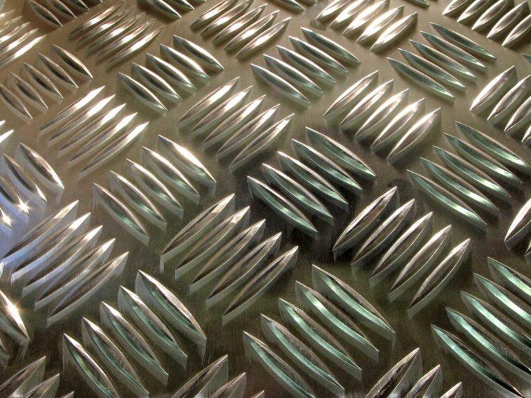 Aluminium-Riffelblech-schweissen